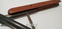 1964 Sheridan Blue Streak 5mm 20 Cal Pump Pellet Air Gun Rifle, no damage, works