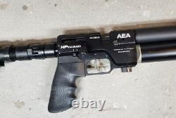 AEA Air Rifle. 25 HP Regulated Tank Customized Bolt Action No Scope(In Stock)