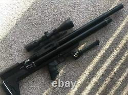AEA HP. 25 Bullpup Semi Action Air Rifle Tactical With Vortex Scope(1 In Stock)