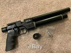AEA HP SPARROW. 25 Bolt Action Brand New With Rear Stock(In Stock)