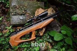 AEA Precision Challenger Bullpup PCP 357/9mm (Preorder, No Scope)