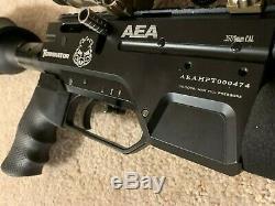 AEA Precision PCP rifle HP. 357/9mm Teminator (Pre Order No Scope Mounted)