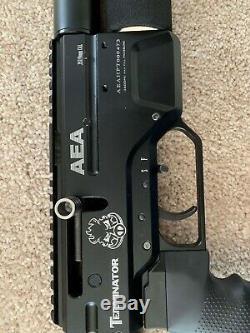 AEA Precision PCP rifle HP. 357/9mm Teminator Pre-Sell(No Scope Mounted)