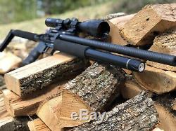 AEA Precision Rifle 22 HP Element(The Lightest PCP In The World)