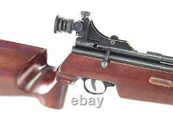 AR2079A-22 Beeman Bolt Action CO2 Target Rifle. 22 caliber 500 fps air rifle