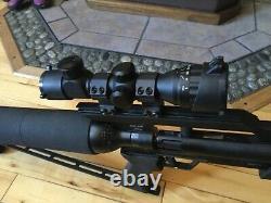 AirForce Talon SS PCP. 22 Caliber 800 fps Black Air Rifle
