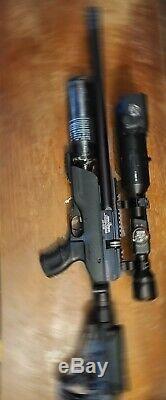 Air rifle. 25 (Brocock)