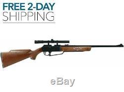 BB PELLET GUN AIR RIFLE Scope 800 FPS Multi-Pump Pneumatic Hunting Daisy NEW