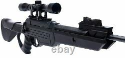 BB PELLET GUN AIR RIFLE w SCOPE 1300FPS Hunting. 177 Cal Bear River TPR 1200 NEW