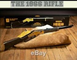 BB PELLET GUN RIFLE Lever Action 800 FPS Cowboy. 177 1886 Daisy Hunting Barra
