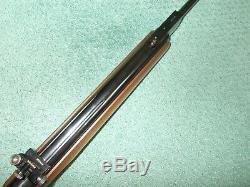 BEEMAN C1 Magnum. 177 AIR RIFLE Airgun UBER COLLECTIBLE Vintage Webley & Scott