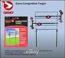 BSA Gamo Spinning Competition target for air pistol / gun / rifle 177 22 pellet