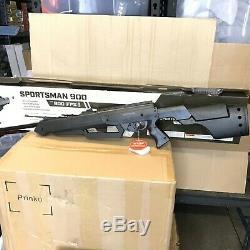 Barra Air Rifles Sportsman 900.177 Cal 800 FPS BB & Pellet Gun 4x15 Scope