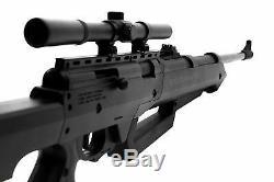 Bear River Sportsman 900 Air Rifle Multi-Pump. 177 Airgun BB/Pellet Gun with