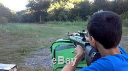 Bear Sportsman 900 Air Rifle Multi-Pump. 177 BB Pellet Gun Scope Long Range