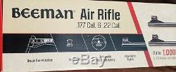 Beeman 1022 Black Cub. 177/. 22 Air Rifle
