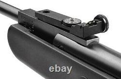 Beeman 10712 Wolverine Carbine. 22 Caliber Air Rifle with scope Air Gun