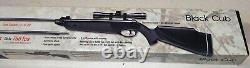 Beeman Black Cub Dual Caliber Break Barrel Air Rifle (. 177 /. 22) 4 x 32 Scope