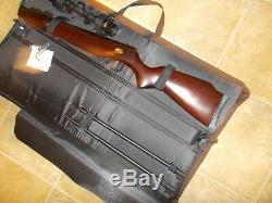 Beeman DUAL POWER RS2 Barrel MAGNUM airgun CASE EXC+++. 177 &. 22 air rifle wow
