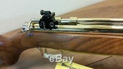 Benjamin Air Rifle No 87 Commemorative Edition Never fired. 22 Pellet Gun
