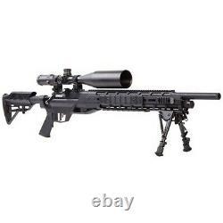 Benjamin BTAP22SX Tactical Armada Bolt Action. 22 Pellet PCP Air Rifle