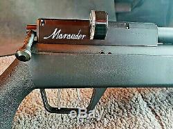 Benjamin Marauder. 25 PCP Air Rifle BP2564S BARGAIN USAF VETERAN OWNED