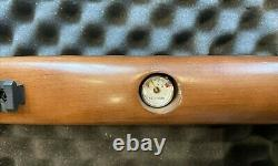 Benjamin Marauder Air Rifle. 22 with Lothar Walther Barrel, Picatinny rail, & case