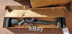 Benjamin Marauder Bp2264s Pcp. 22 Caliber Air Rifle All Weather Stock Black