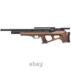 Benjamin PCP Powered Multi-Shot Side Lever Hunting Air Rifle Akela wood
