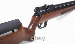 Benjamin Pre-Charged Pneumatic Bolt-Action. 22Cal Hunting Air Rifle BP2264W