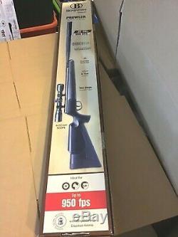 Benjamin Prowler. 22 Break Barrel 950 FPS Pellet Air Rifle with 4X32 Scope
