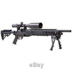 Benjamin Sheridan BTAP25SX Black Armada PCP Bolt Action Air Gun Rifle + Scope