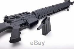 Crosman. 177 Cal. Modern Style Airgun Rifle with Carry Handle 1200 FPS