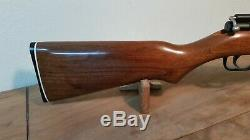 Crosman Benjamin 392 PA Air Rifle Pellet Gun WithWhite Line Butt Pad Fine Unused