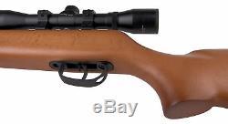 Crosman Optimus. 177 Pellet Spring Break Barrel Air Rifle with 4x32 mm Scope