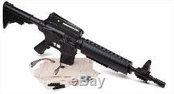 Crosman Tactical M4-177KT Multi-Pump. 177 700FPS Air Rifle Kit, Black M4-177KT