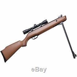 Crosman Vantage NP (Wood). 177 Nitro Piston Powered Break Barrel Air Rifle 30021