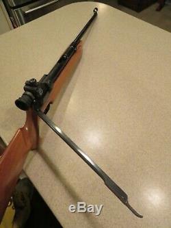 Daisy-FEINWERKBAU Oberndorf GERMANY 150 Sporting AIR RIFLE BB Pellet Gun SUPERB