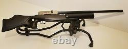 Evanix CONQUEST (Fully Automatic) PCP Air Rifle in. 25 cal with Upgrades Full Auto