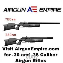 FX Crown Continuum MKII. 25 Synthetic Stock Airgun Rifle