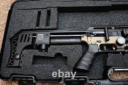 FX Impact M3 Compact Bronze. 25 Cal DFL PCP Airgun