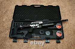 FX Impact X MKII. 30 cal 700mm SILVER Air Rifle PCP