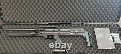 FX Maverick VP. 22cal air rifle with added hard case