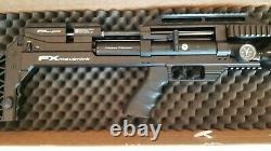 FX Maverick VP. 25 Cal PCP Airgun Rifle