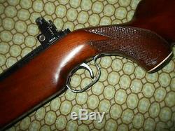 Feinwerkbau (FWB) 124 DELUXE Pellet Rifle. 177 RARE SPORTER Airgun Beeman NO RSV
