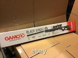 Gamo Black Knight. 177 Cal 1250 fps with 4x32mm Scope Air Rifle NEW
