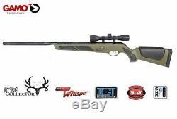 Gamo Bone Collector Bull Whisper. 177 Air Rifle with 4x32 Scope 61100671W54