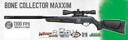Gamo Bone Collector Maxxim. 177 Caliber Break Barrel Air Rifle
