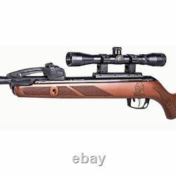 Gamo Swarm Bone Collector Gen2 Inertia 22 Cal. Break Barrel Air Rifle With Scope