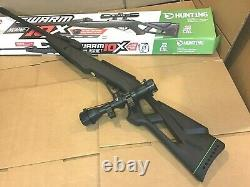 Gamo Swarm Hornet 10X. 22 Caliber 10 Shot Break Barrel Air Rifle with Scope